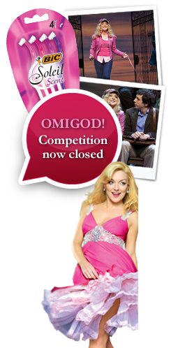 Legally Blonde - WIN VIP TICKETS